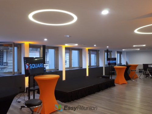 location Espace Chaptal - Séminaire